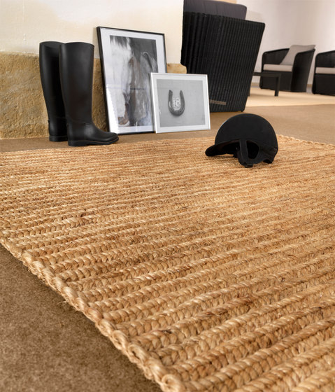 Manila beige rugs designer rugs from naturtex - Alfombras en crevillente ...
