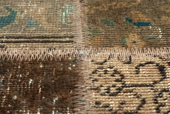 Persian Vintage | brown by Naturtex | Rugs / Designer rugs