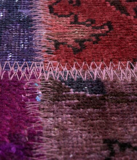 Persian Vintage | burgundy by Naturtex | Rugs / Designer rugs