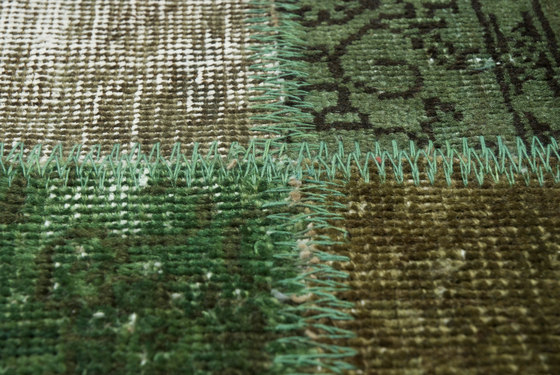 Persian Vintage | green by Naturtex | Rugs / Designer rugs