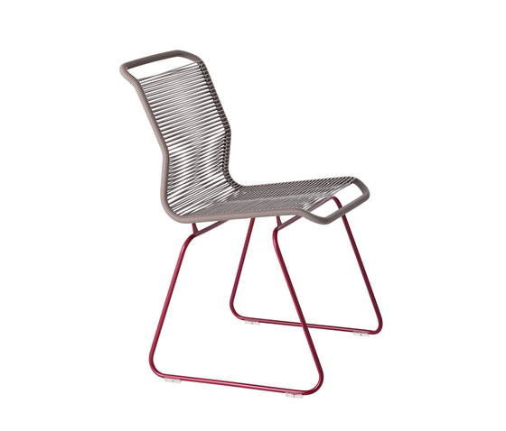Panton One Chair | moulin rouge coffee de Montana Møbler | Sillas para restaurantes