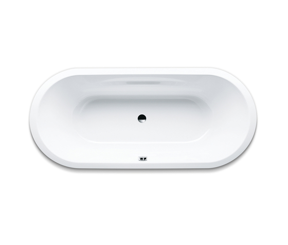 Vaio Duo Oval by Kaldewei | Built-in bathtubs