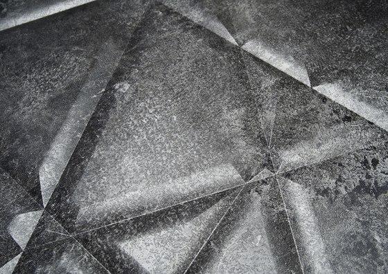skai Structure Avellino ashy von Hornschuch | Möbelfolien