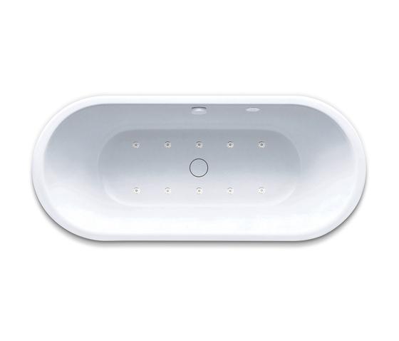 Vivo Vita System ⎮ Classic Duo Oval by Kaldewei | Bathtubs