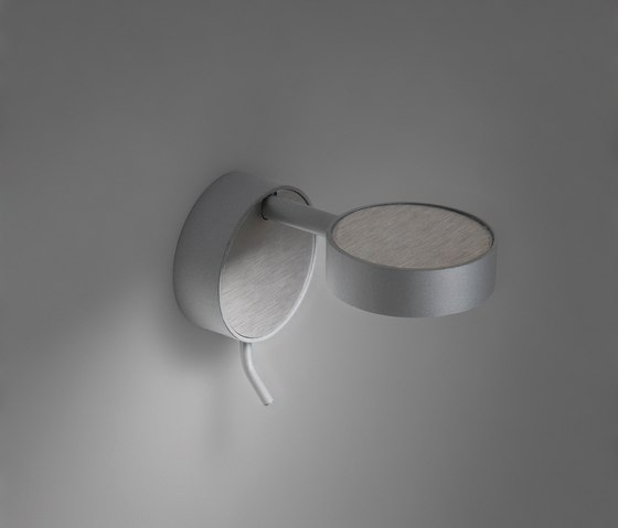 Orb by ALMA LIGHT | Wall lights in metal