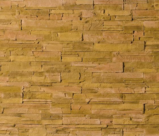 MSD Lascas ocre 261 by StoneslikeStones   Composite panels