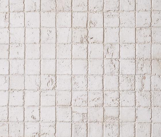 MSD Mosaico blanco 250 di StoneslikeStones | Pannelli composto