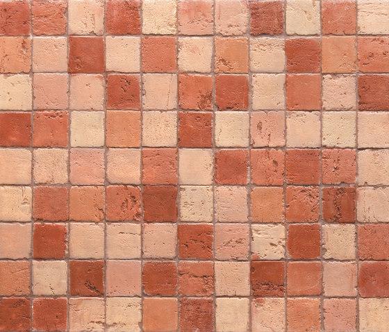 MSD Mosaico multicolor 240 von StoneslikeStones | Verbundwerkstoff Platten