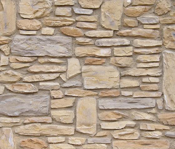 MSD Rustica cobriza 300 di StoneslikeStones | Panelli