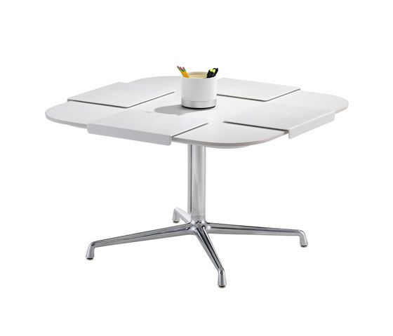 SW_1 Low Conference Table Square von Coalesse | Konferenztische