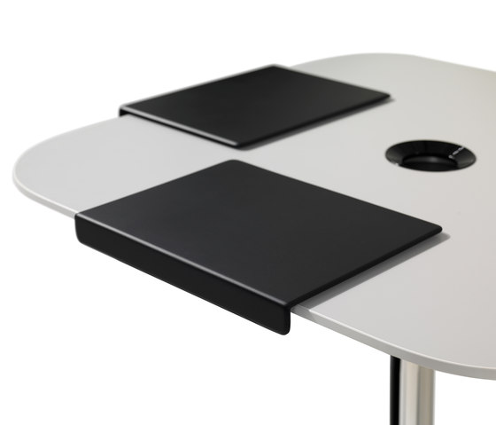 SW_1 Low Conference Table Square di Coalesse | Tavoli conferenza