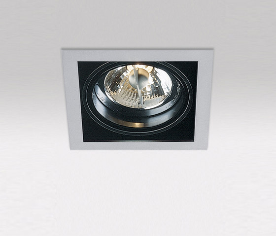 Minigrid In | Minigrid In 1 QR - 202 72 00 01 by Delta Light | Spotlights