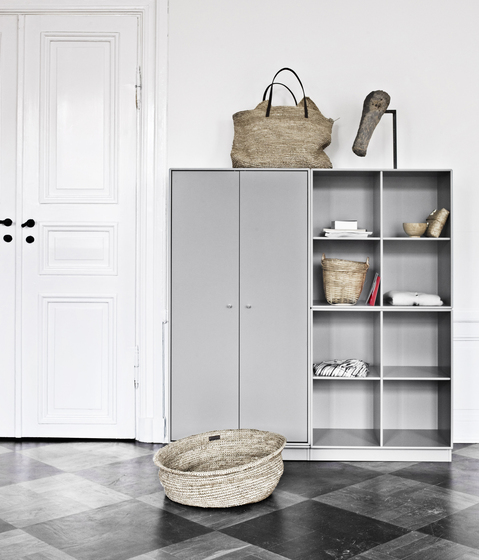 Montana Shelving system | application example by Montana Møbler | Shelves