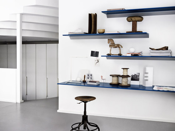 Montana Shelving system | application example by Montana Møbler | Shelving