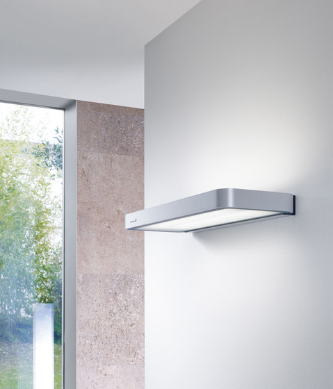 ATARO DUW 224 Wall mounted luminaire by H. Waldmann | General lighting