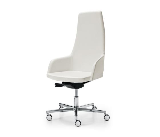 Captain Direzionale by Sinetica Industries | Management chairs