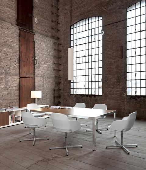 Frame+ Meeting de Sinetica Industries | Mesas de conferencias