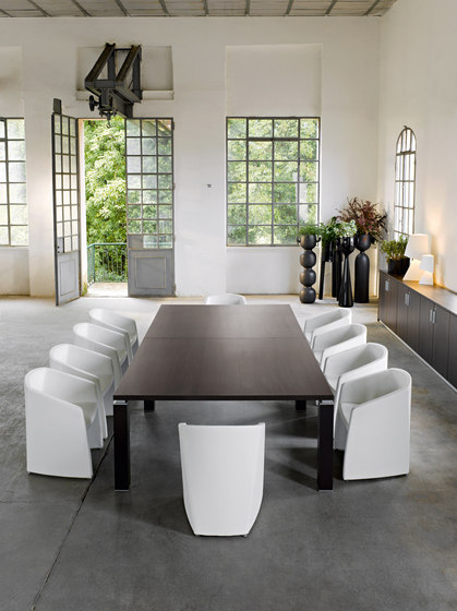 Tao Meeting by Sinetica Industries | Conference tables