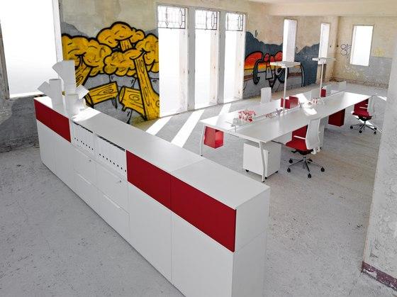 Use me von Sinetica Industries | Büroschränke