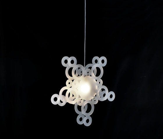 Crystal Pendant 34 Frost by Bsweden | General lighting