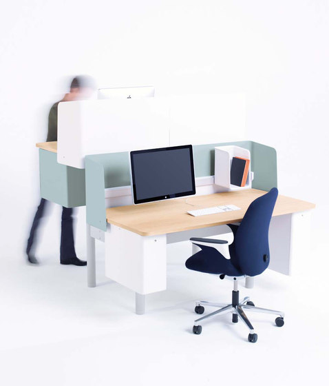 Playns by Vitra | Desking systems