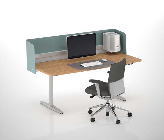 Playns by Vitra | Individual desks