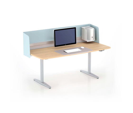 Playns by Vitra | Individual desks