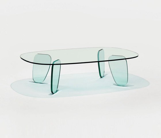 Drawn Table de Glas Italia | Tables basses
