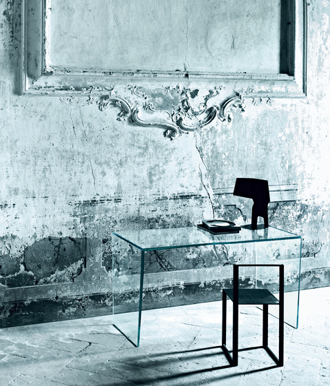 Trim by Glas Italia | Dining tables