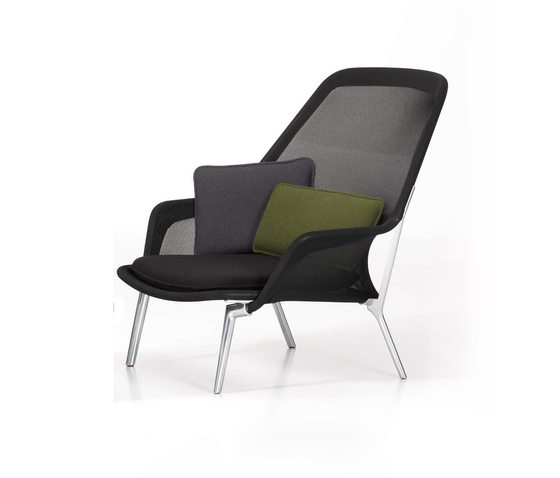 Slow Chair di Vitra | Poltrone lounge