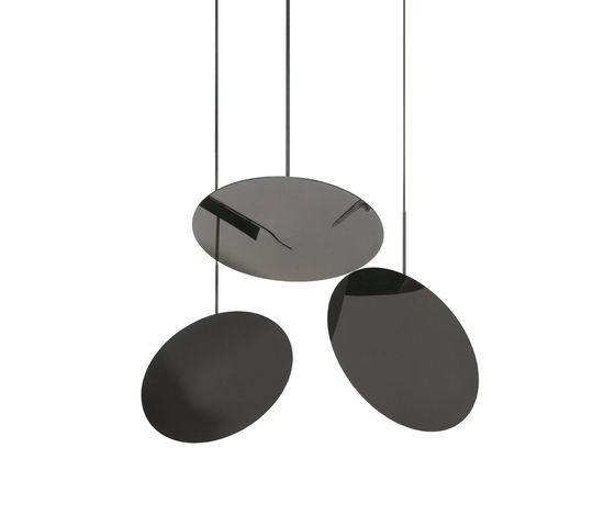 Hanging Hoop Pendant lamp by Fambuena | General lighting
