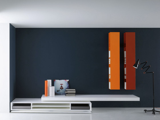 Modern Living by PORRO | Wall shelves