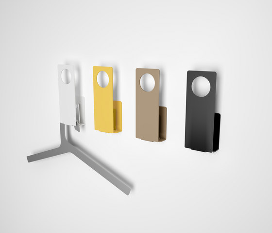 Buraco by Systemtronic | Coat hooks