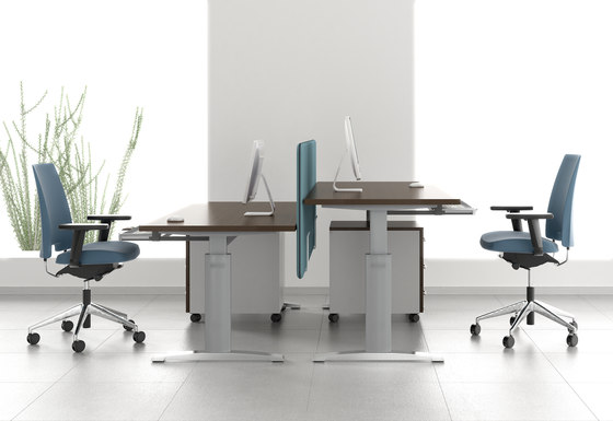 Ergonomic Master by MDD | Desking systems