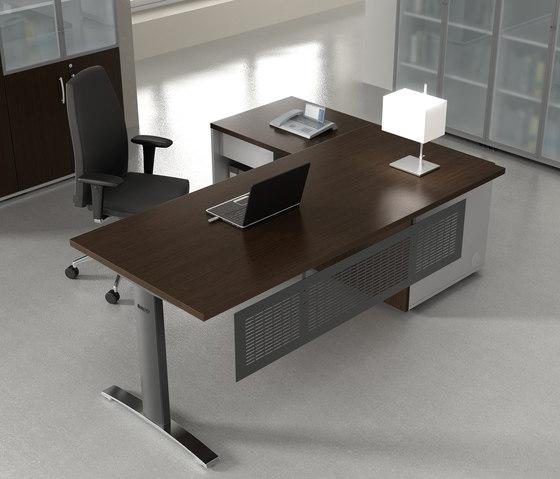 Ergonomic Master by MDD   Executive desks