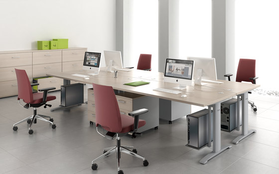 Ergonomic Master by MDD | Desking systems