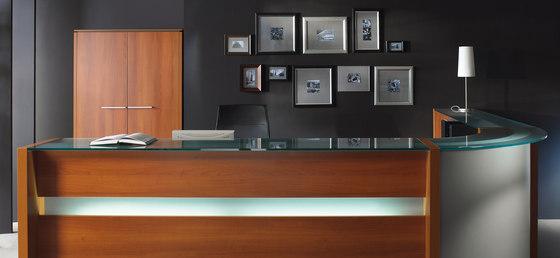 Status by MDD | Reception desks