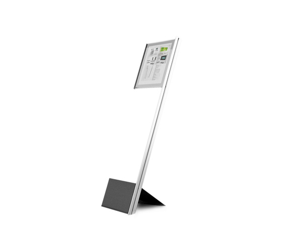 Iflag by Systemtronic | Display stands