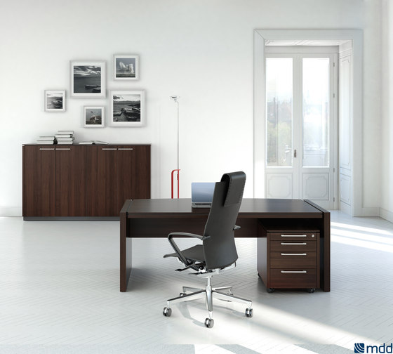 Status by MDD | Executive desks