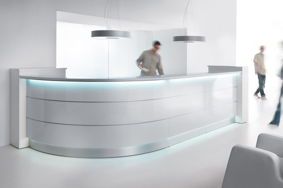 Valde by MDD | Reception desks