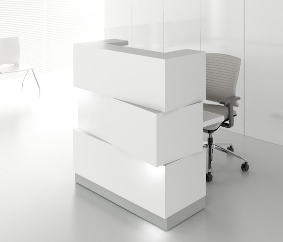 Zen by MDD | Reception desks