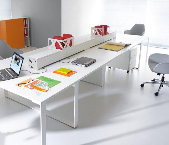 Zig-Zag de MDD | Systèmes de tables de bureau