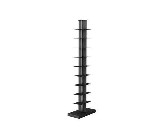 Usio with base by Systemtronic | Shelving systems