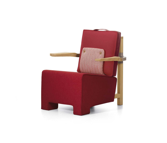 The Worker by Vitra | Lounge chairs