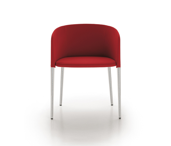 Achille armchair* von MDF Italia | Besucherstühle