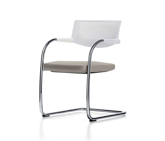 Visavis by Vitra | Visitors chairs / Side chairs