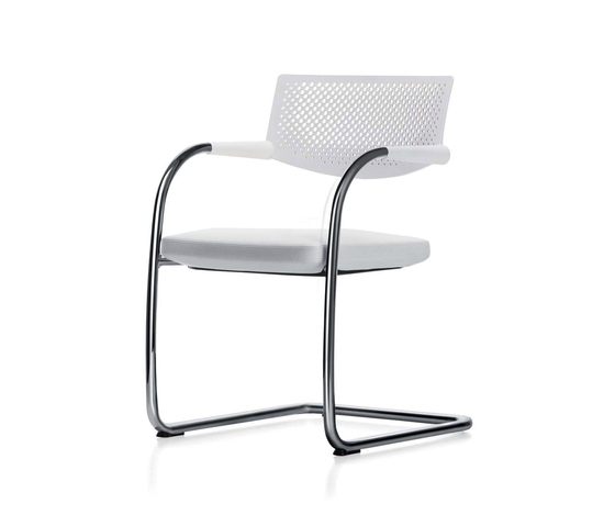 Visavis 2 by Vitra | Visitors chairs / Side chairs