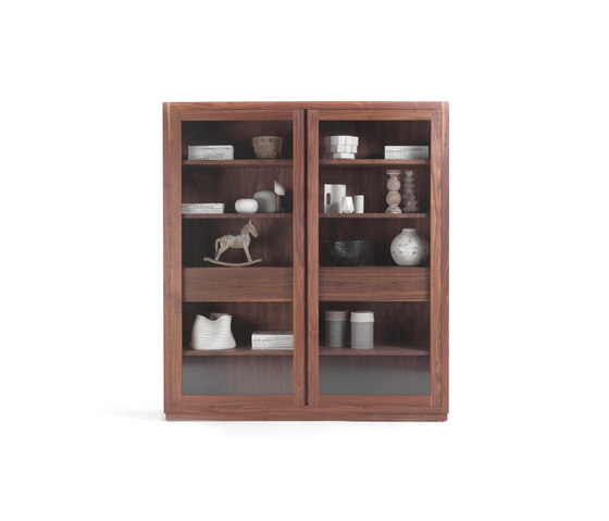 Kyoto Glass cabinet by Riva 1920 | Display cabinets