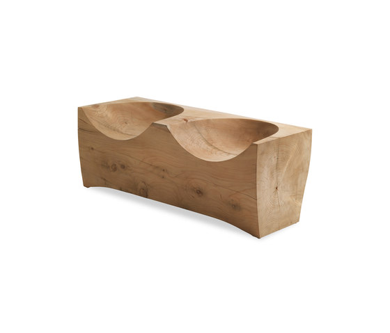 Log by Riva 1920 | Garden benches
