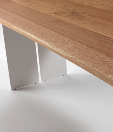 Natura Natural Sides by Riva 1920 | Dining tables